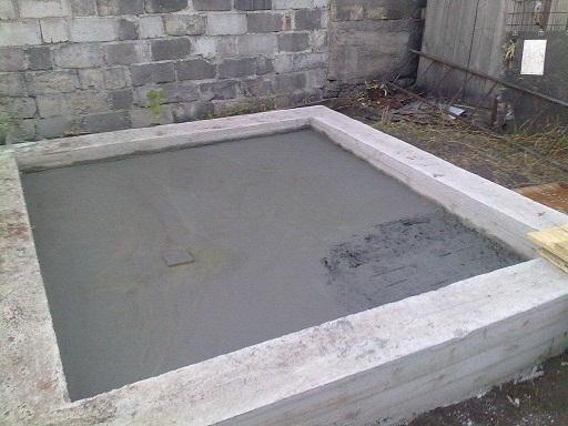 Строительство бани из пеноблоков своими руками фото
